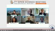 NACP Open Science Meeting March 2021 Friday Afternoons Virtual only sessions